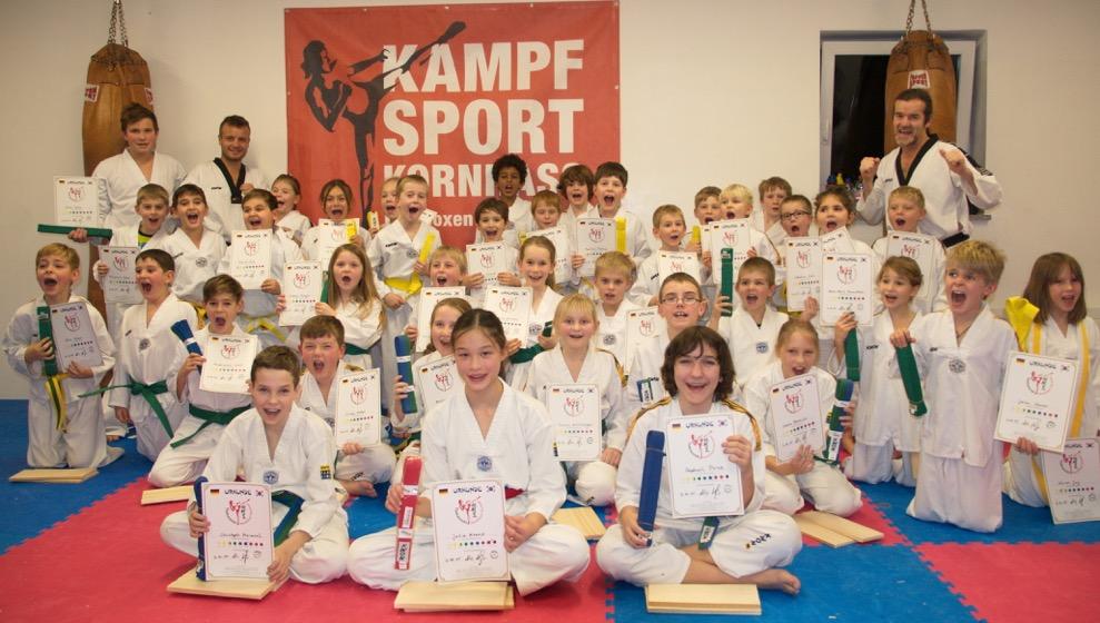 Taekwondo Bruckmühl